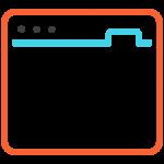 On-page SEO ikon